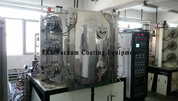 Full Automatic Metal Hardware PVD Coating Machine Small