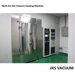 High Energy Efficiency Glass Mosaic Vacuum Titanium Plating Equipment