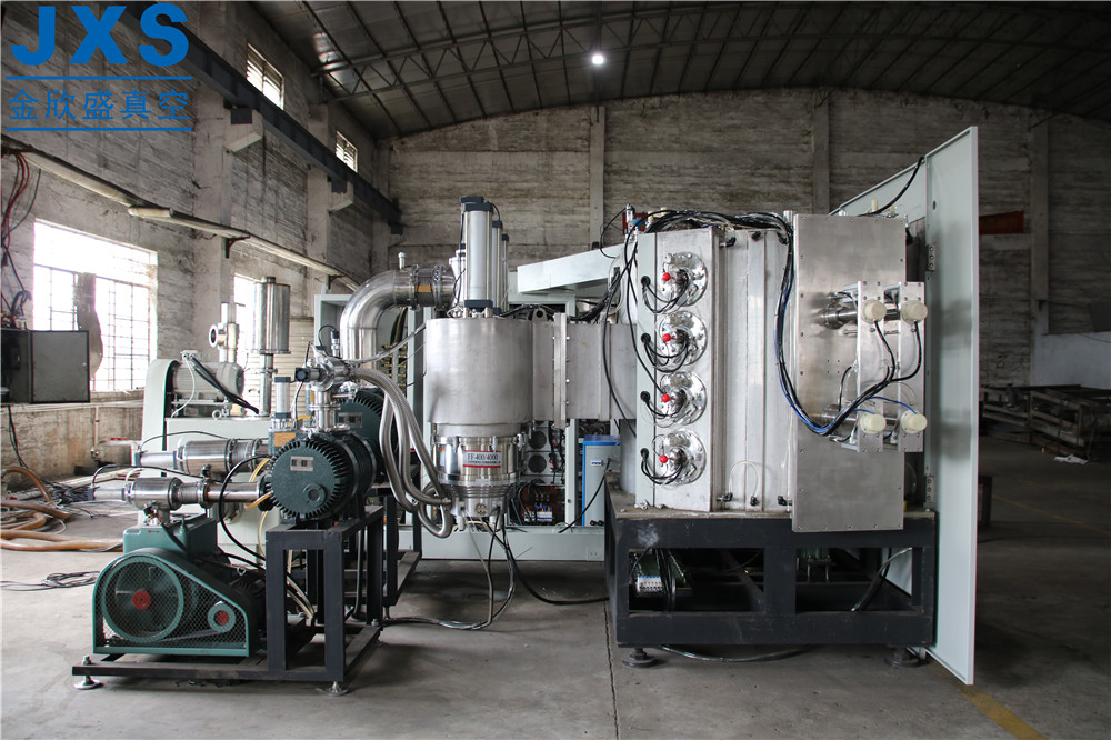 China Stainless Steel Watch PVD Vacuum Coating Machine