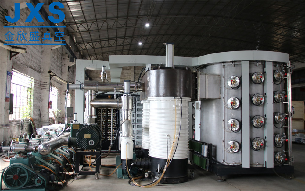 Full Automatic Stainless Steel Tableware PVD Equipment Cost