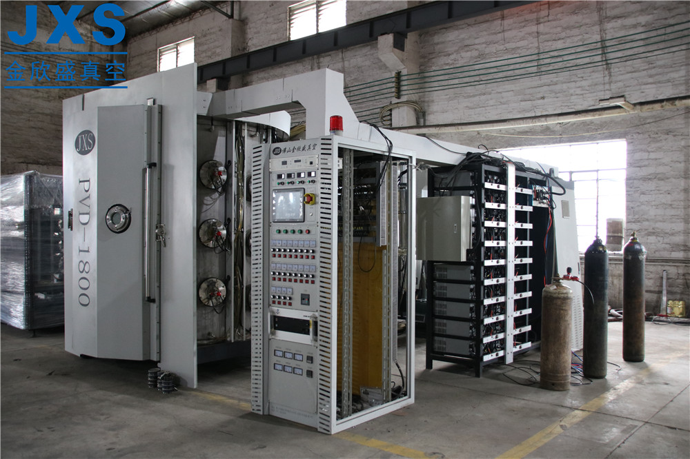 High Energy Efficiency Decorative Cathodic Arc PVD Coating Plant Manufacturers